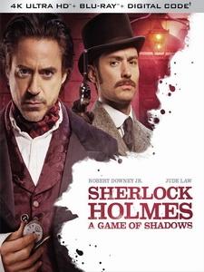 [英] 福爾摩斯 - 詭影遊戲 (Sherlock Holmes - A Game of Shadows) (2011)[台版]