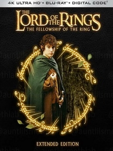 [英] 魔戒首部曲 - 魔戒現身 加長版 (The Lord of the Rings - The Fellowship of the Ring) (2001) [Disc 2/2][台版]