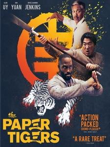 [英] 三紙老虎 (The Paper Tigers) (2020)[港版]